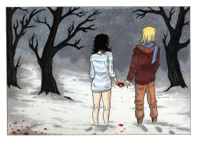 Let The Right One In by colemunrochitty