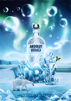 Absolut Fan Art by coloformia