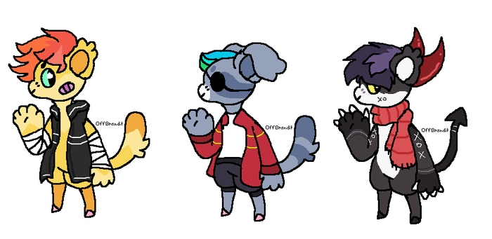 Off Brand Adopts - OPEN by offbranadoptables