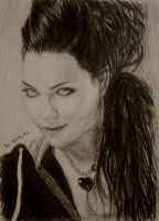 Amy Lee again by Coquelicotnoir