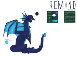 Remind Reference Sheet by trubiekatie