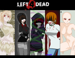 ::..Left4Dead Collab..:: by NyuNyuPuppet