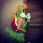 Wolly World Yoshi is ready for PAX by smallrinilady