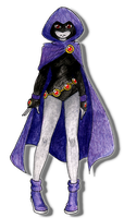 Raven by CandySkitty