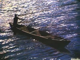 End of the day by SubhrajitDatta