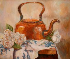 Tea and Roses by KateTortland