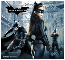 The Dark Knight Rises Banner 3 by rashad25