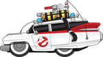 Ecto-1 by BurningEyeStudios