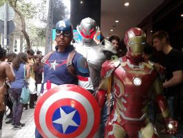 Avengers Age of Ultron by CosplayCorp