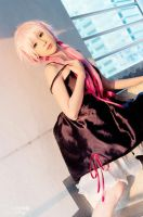 Cosplay - Guilty crown Inori by Korixxkairi