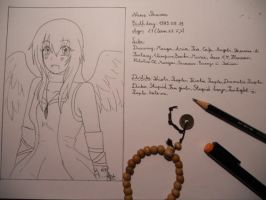 2011 angel id lineart by Lapis-Elyon