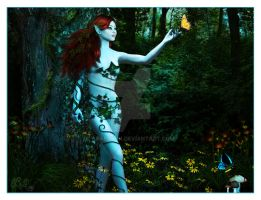 The Dryad's Daughter by Shaelynn
