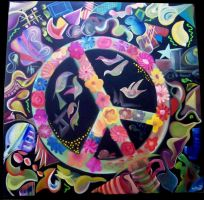 Peace by Nathanm4