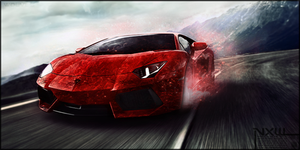 Aventador Signature by NXWxWolves