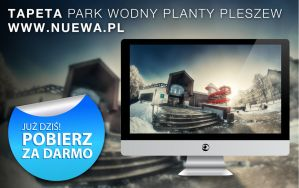 Waterpark in Pleszew city 'Planty' Wallpaper by nuewa
