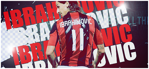 Ibrahimovic by madeinjungle