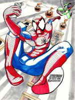 Spiderman-SelfieKing by shiphfwd