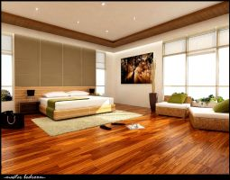 master bedroom 1 by 3Dskaper