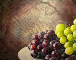 grapes by kafine