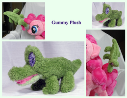 Gummy Plush by Cryptic-Enigma