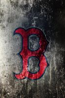 Boston-logo-on-texture by drouell