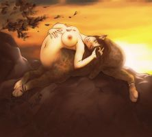 Naked Winds by yuni