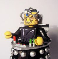 Davros Custom Minimate by luke314pi