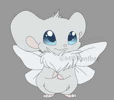 Little Moth by MBPanther