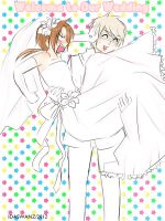 Rochu:Welcome to Our Wedding! by IDASWANZ