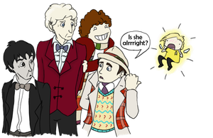 Doctor Who Fangasm by Kamajii-the-mog