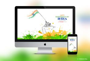 India Independence Day Wallpaper By Prince Pal by princepal