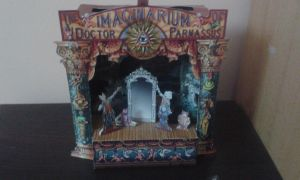 Imaginarium of Doctor Parnassus by poepo