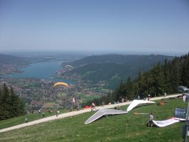 Tegernsee by Missundercover07