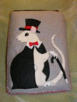 Rattie Kindle Sleeve by Aycelcus