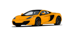 MP4-12C by eskylabs