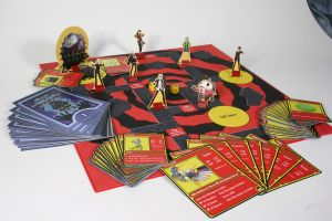 Persona 4 the Board Game by Ranzets