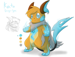 Kato The Zombiechu 2013 Reference by XxxJayMuffinxxX