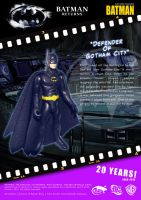 batman returns card back by reptilest