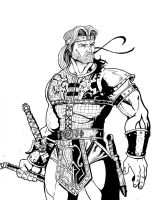 Simon Belmont by theDOC30427