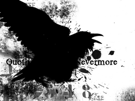 Quoth the Raven, Nevermore by TheGrayson