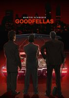 GOODFELLAS (1990) by RUIZBURGOS