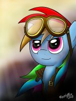 Aviator Dash by bravelyart