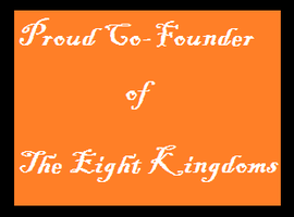 The Eight Kingdoms : Co-Founder's Pride Stamp by melfurny