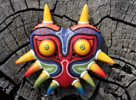 Majora's Mask - Wearable Bright Mask by Yanjah