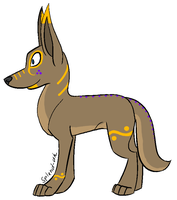 Dog Adoptable  -OPEN- by SilverDragon2050