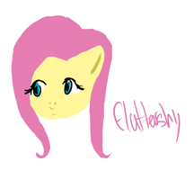 Quick Fluttershy by PEPPERMINTMOCA