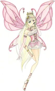 request: winx oc : Amelia by The-Angel-Of-Light