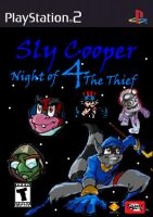 Sly 4: Night of the thief by slypwns1000
