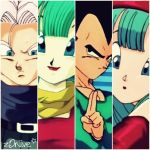 Vegeta's Family by zoniive