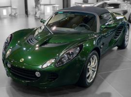 lotus elise by blackshad